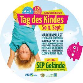 Tag des Kindes und 25 Jahre SEP – ein gemeinsames Fest für die ganze Familie