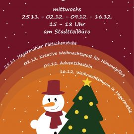 """Advent To Go"" in Hegermühle"