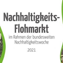 Nachhaltigkeits-Flohmarkt 2021